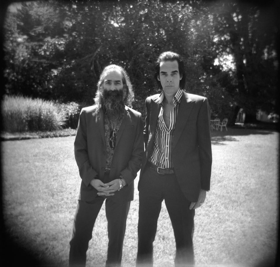NICK CAVE Y WARREN ELLIS