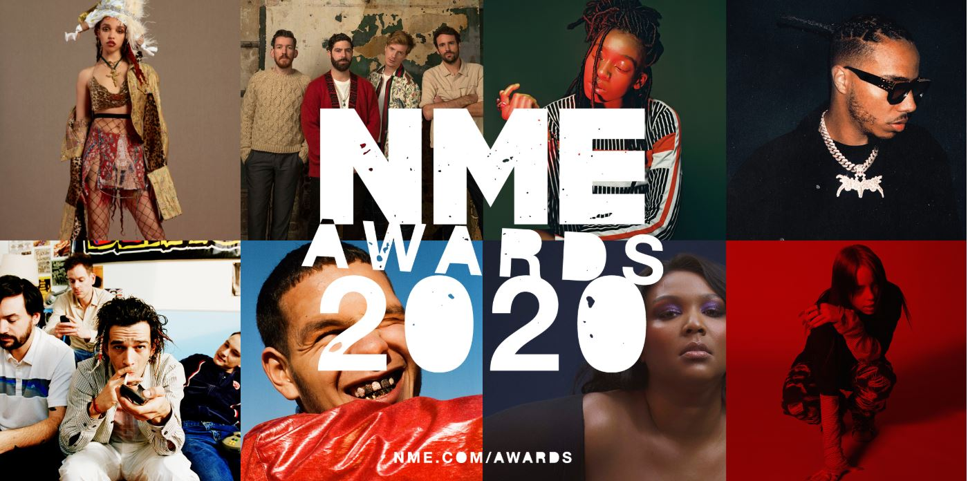 NME AWARDS 2020