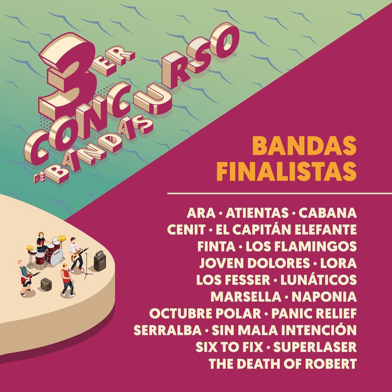 CONCURSO DE BANDAS DE COOLTURAL FEST 2020