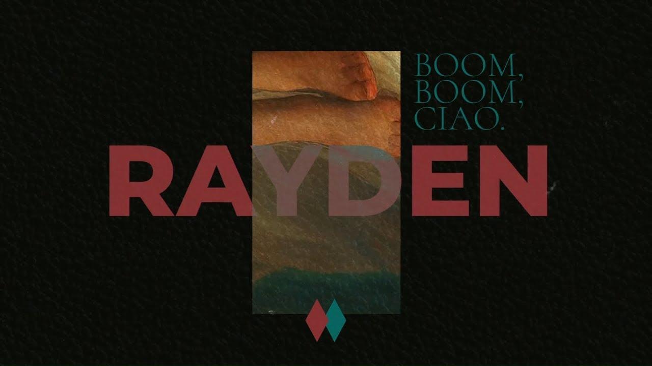 Rayden estrena su nuevo EP inspirado en La Casa de Papel