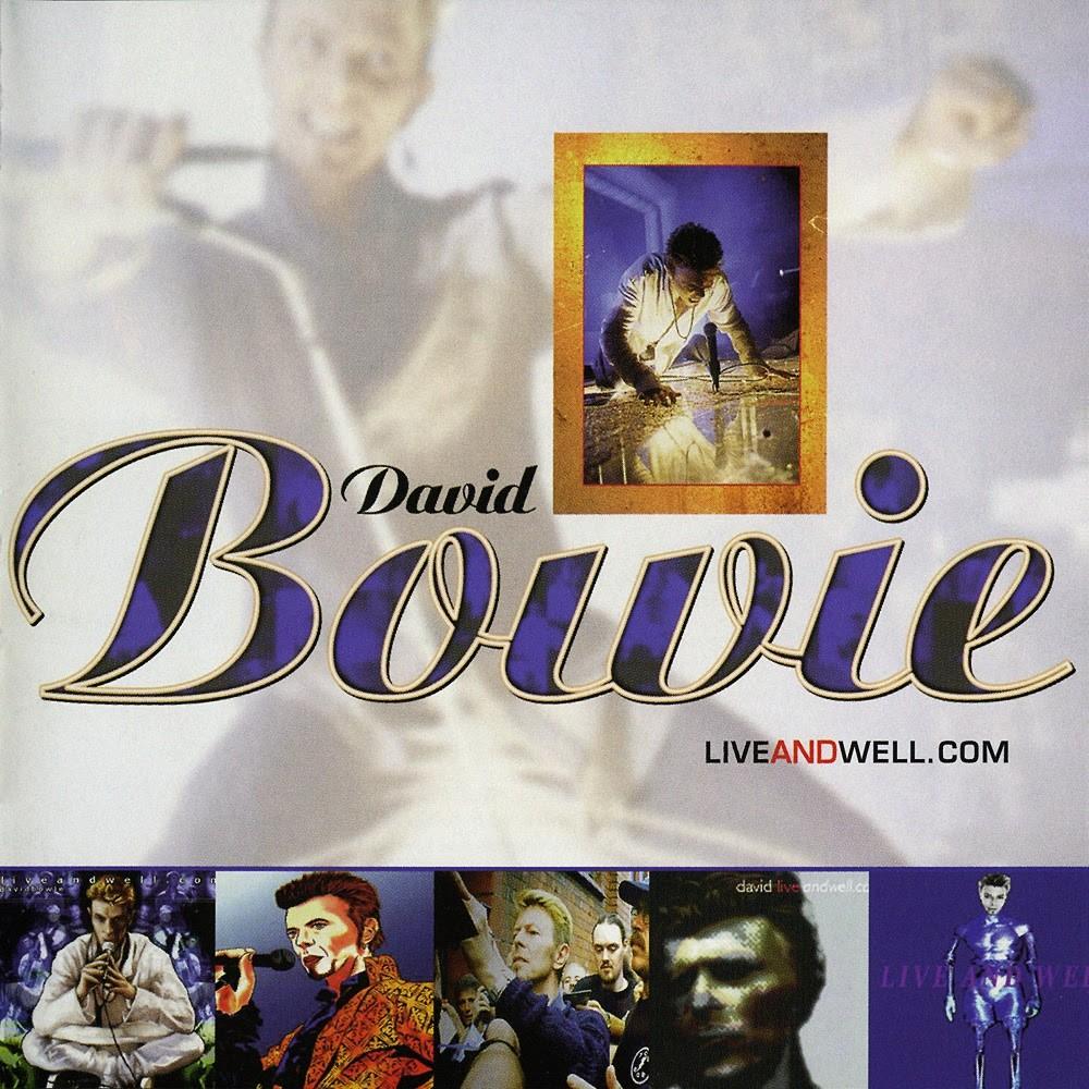 David Bowie - LiveAndWell.com