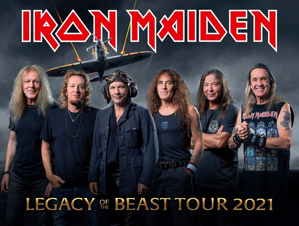 Iron Maiden - Concierto Barcelona