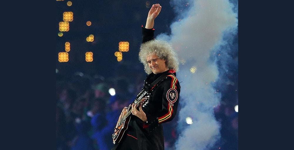 Brian May (Queen) confiesa que sufrió un pequeño ataque al corazón