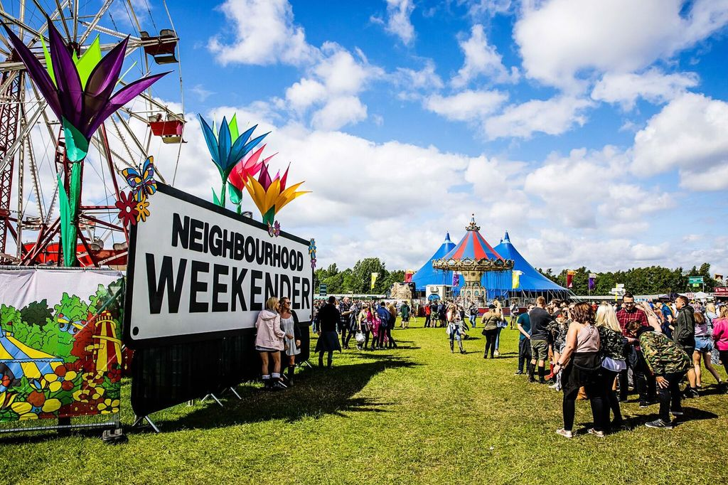 El festival Neighbourhood Weekender se aplaza hasta 2021
