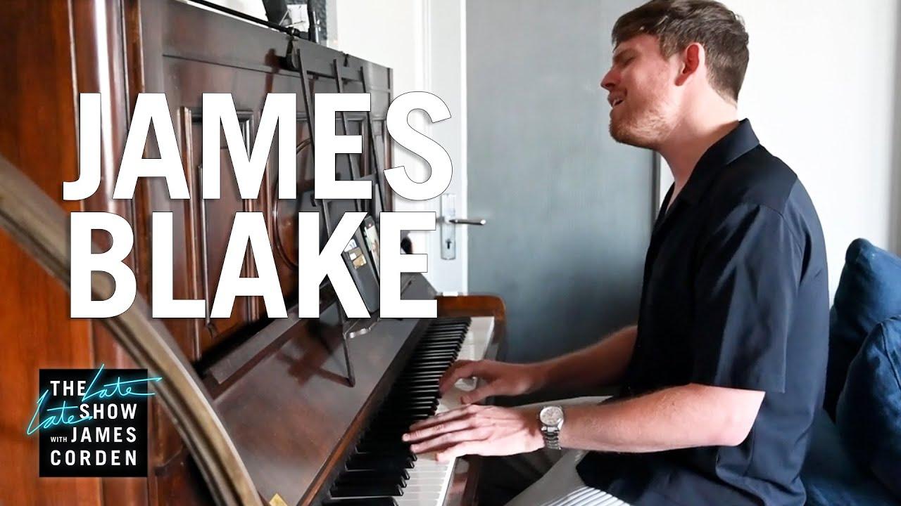 James Blake - Versión Joni Mitchell