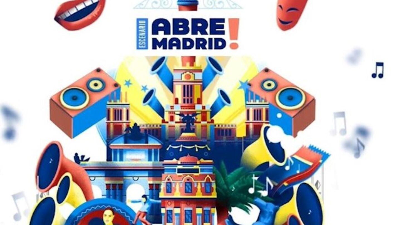Nace Abre Madrid, un nuevo ciclo de conciertos para este verano con Xoel López o Manel, entre otros