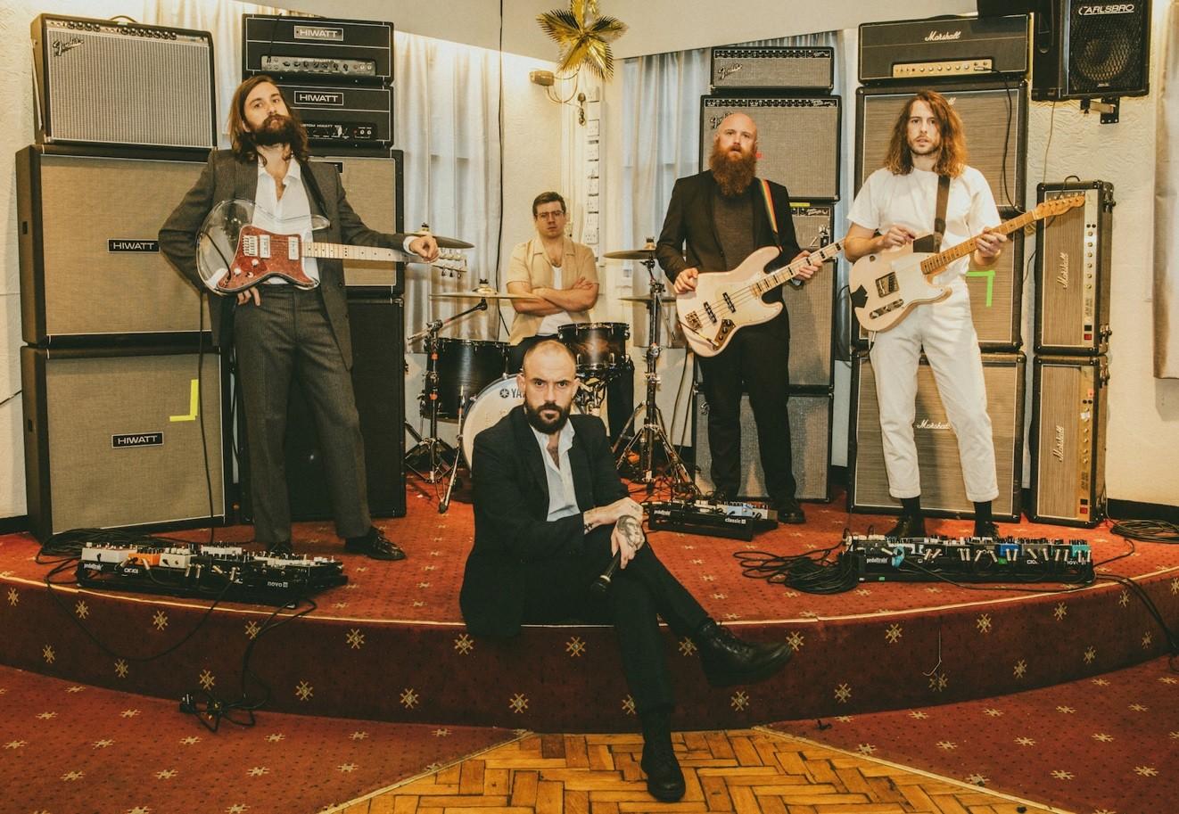 IDLES confirman concierto en Madrid para junio de 2021