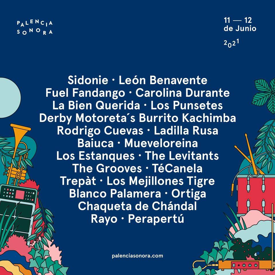 Palencia Sonora anuncia sus nuevas fechas para junio de 2021