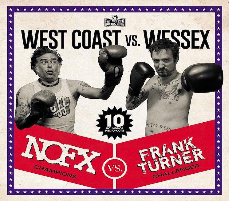 NOFX y Frank Turner publicarán un disco en el que se versionarán mutuamente
