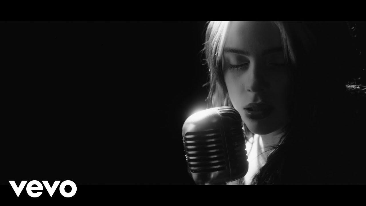 Billie Eilish estrena videoclip para