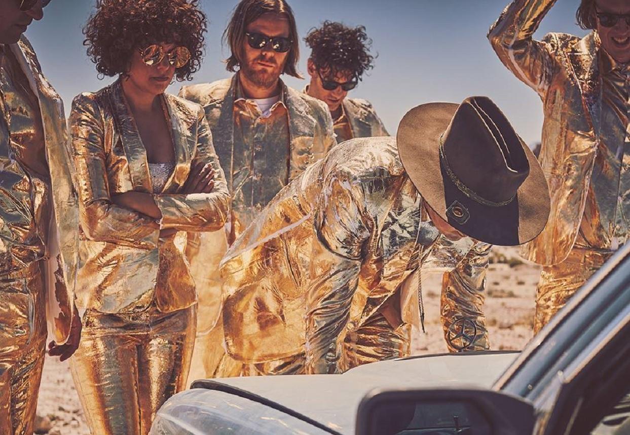La creatividad explosiva de Win Butler (Arcade Fire)