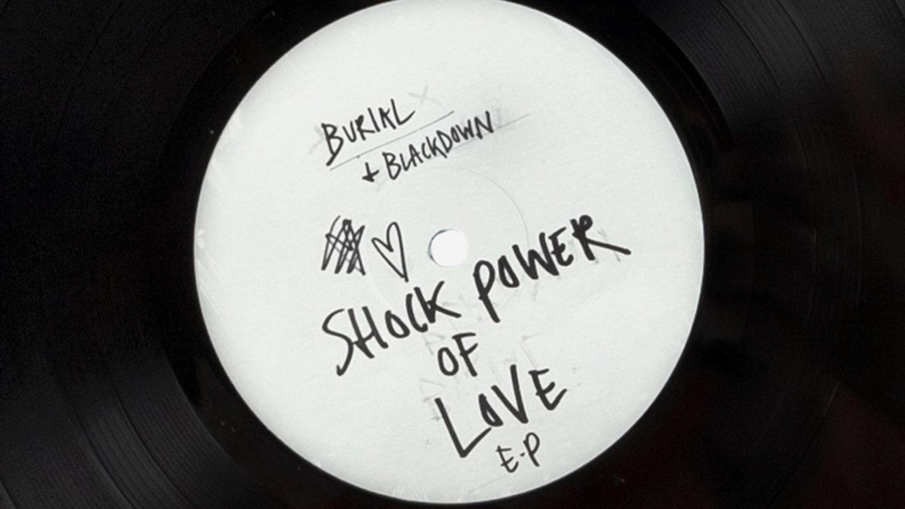 Burial y Blackdown colaboran en un EP conjunto de 4 canciones