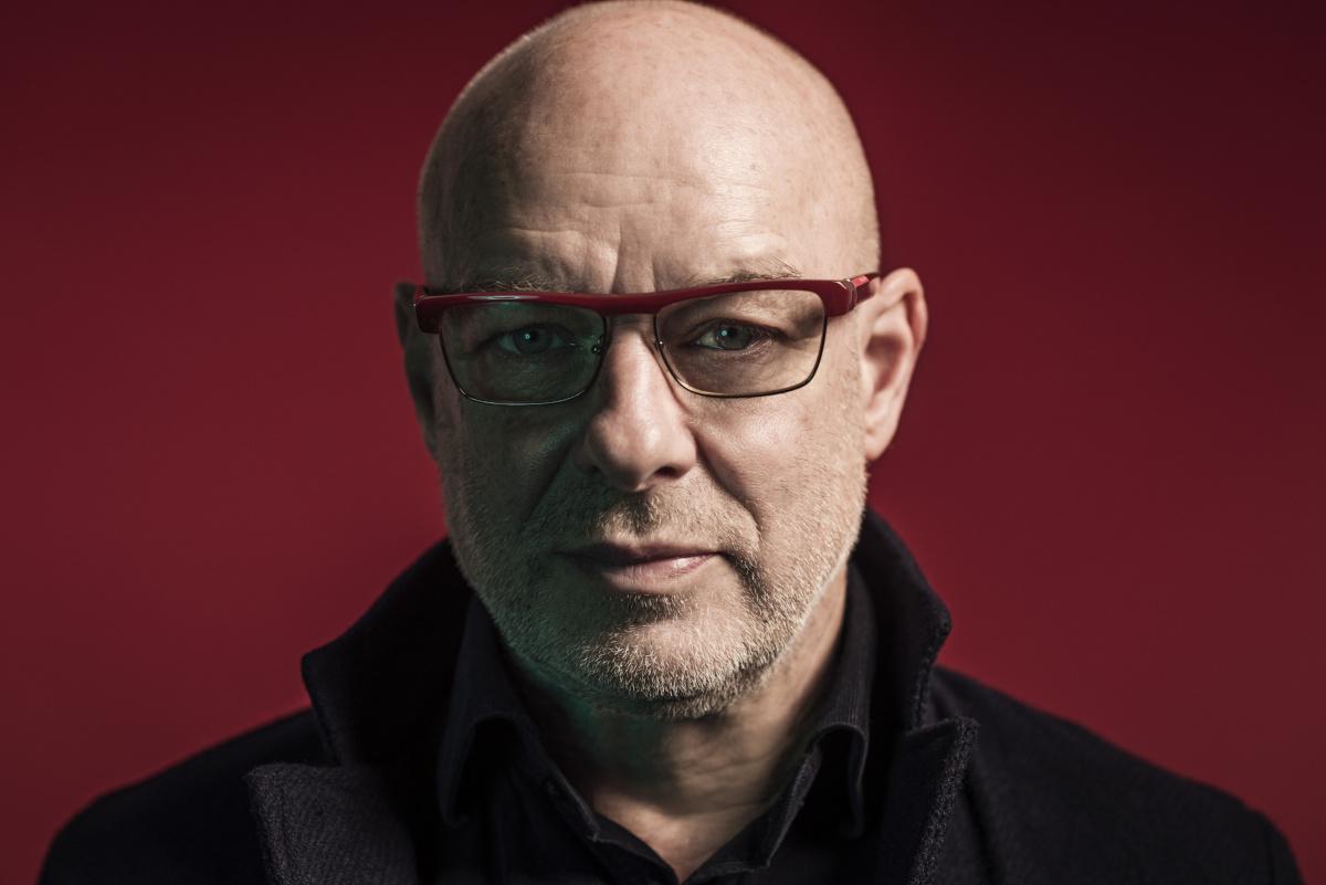 Brian Eno comparte música inédita en Sonos Radio HD