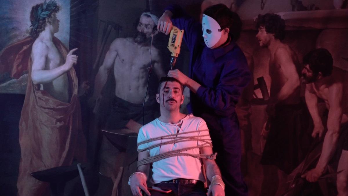 Evripidis and His Tragedies estrena videoclip para