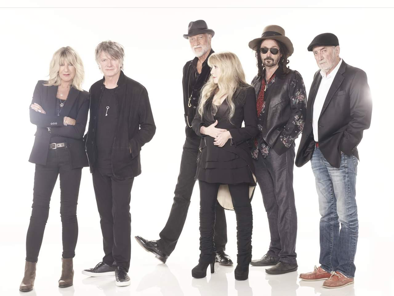 Fleetwood Mac lanza una nueva versión deluxe de Fleetwood Mac Live