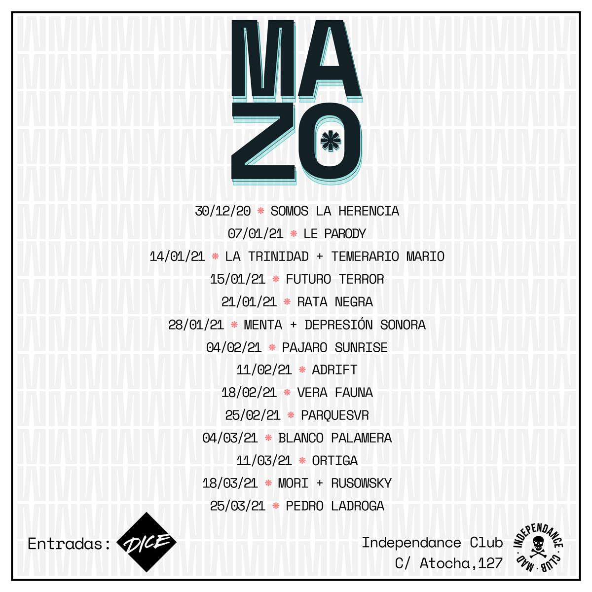 MAZO MADRID