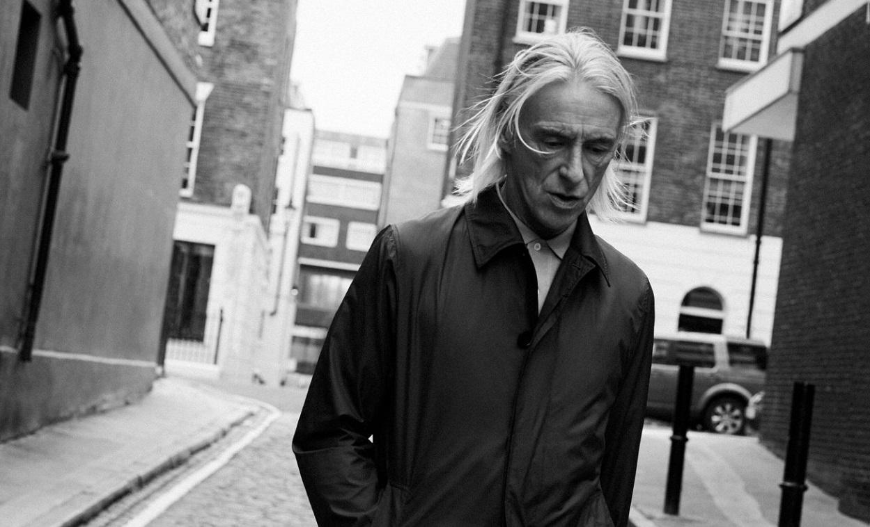 Paul Weller ha aprovechado su confinamiento para componer un nuevo álbum