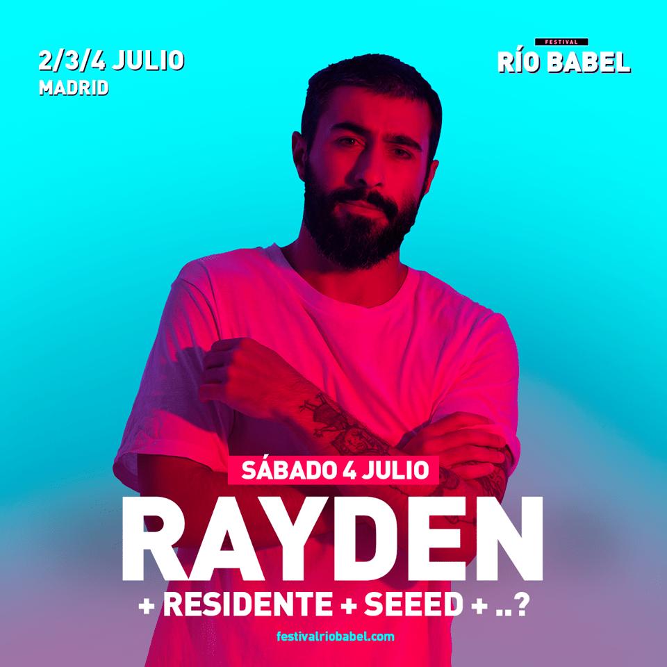 RAYDEN - RÍO BABEL