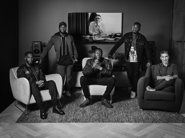 Stormzy es el primer fichaje del nuevo sello 0207, filial británica de Def Jam Records