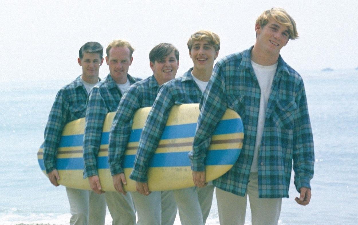 The Beach Boys venden sus derechos de propiedad intelectual