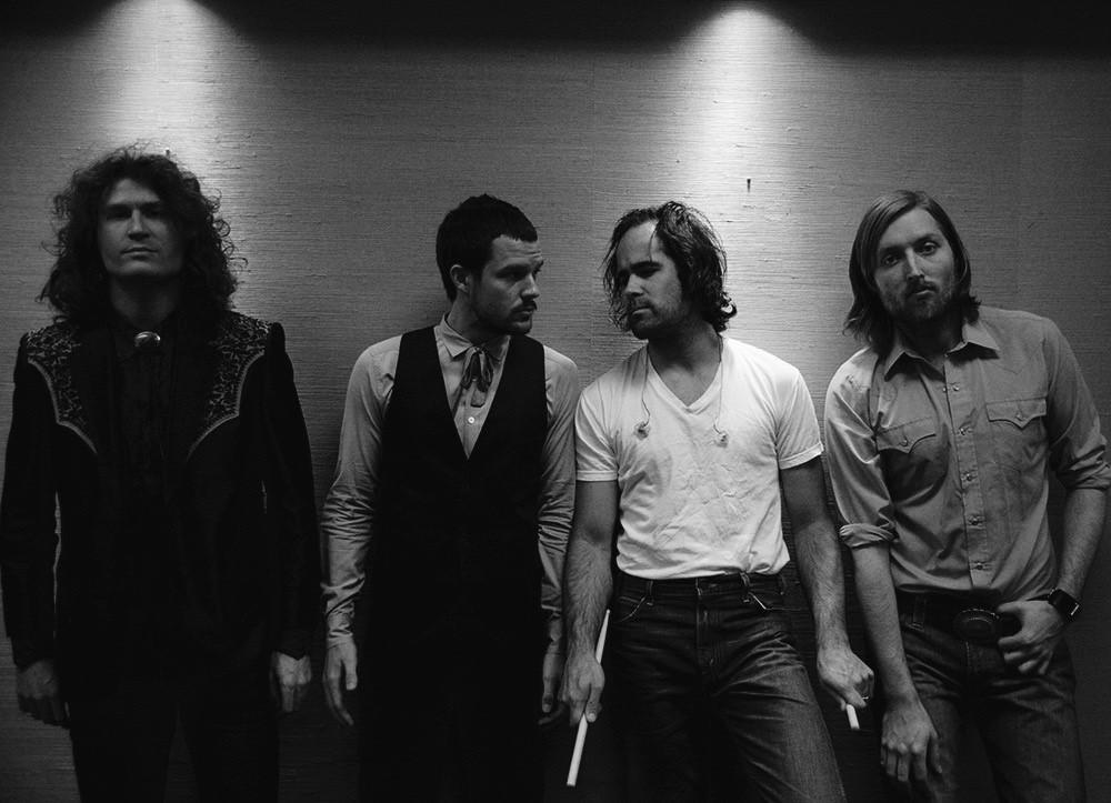 El reencuentro de The Killers con la vuelta de Dave Keuning