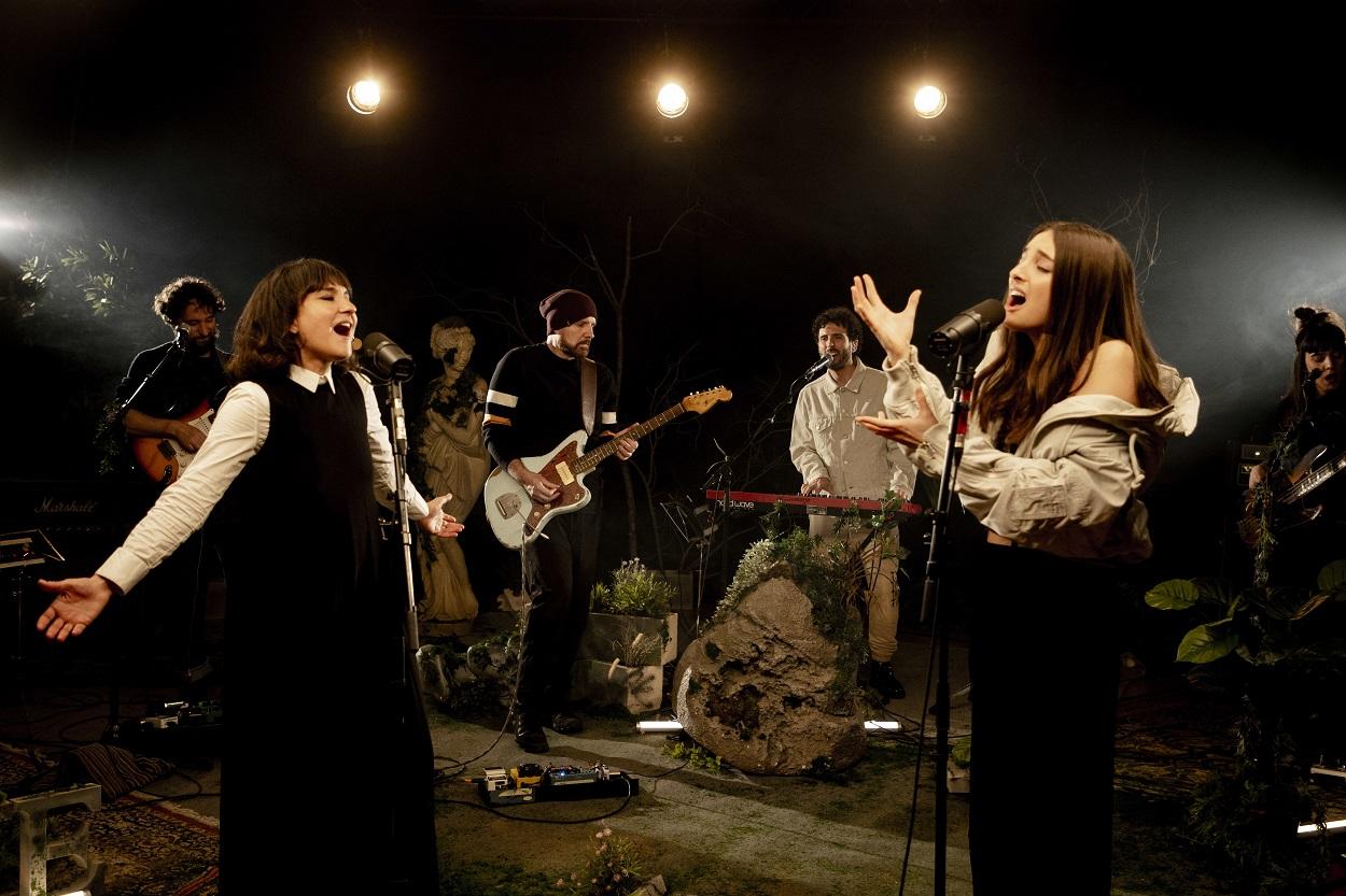Delaporte presentan el proyecto musical