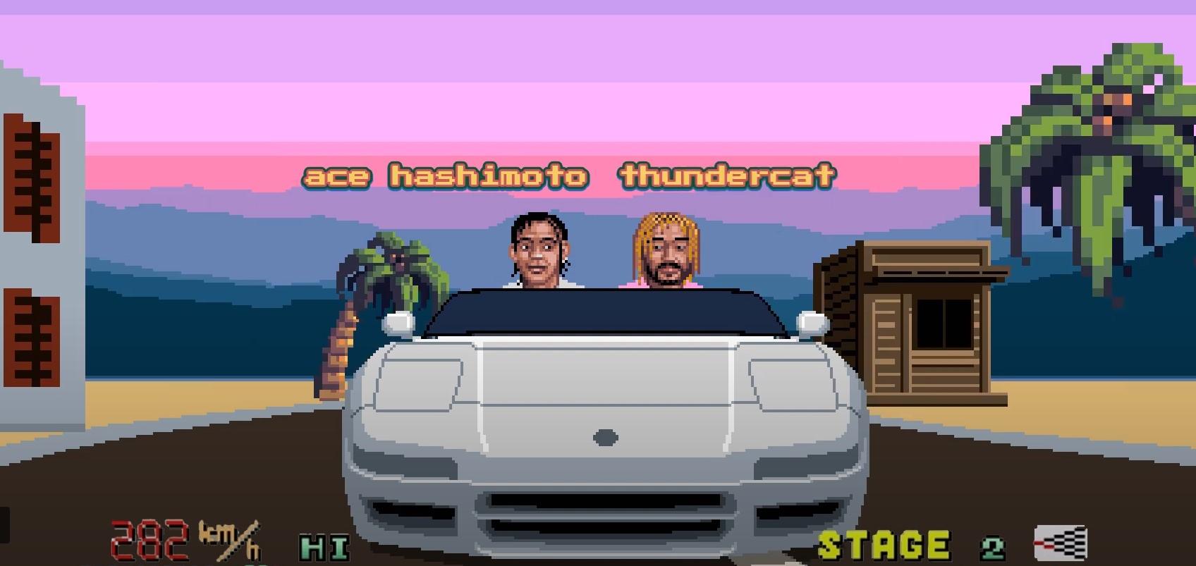 Thundercat y Ace Hashimoto comparten Vaporwaves