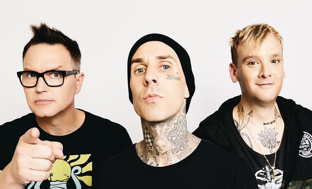 Blink-182 contará con Grimes, Lil Uzi Vert y Pharrell en su nuevo álbum
