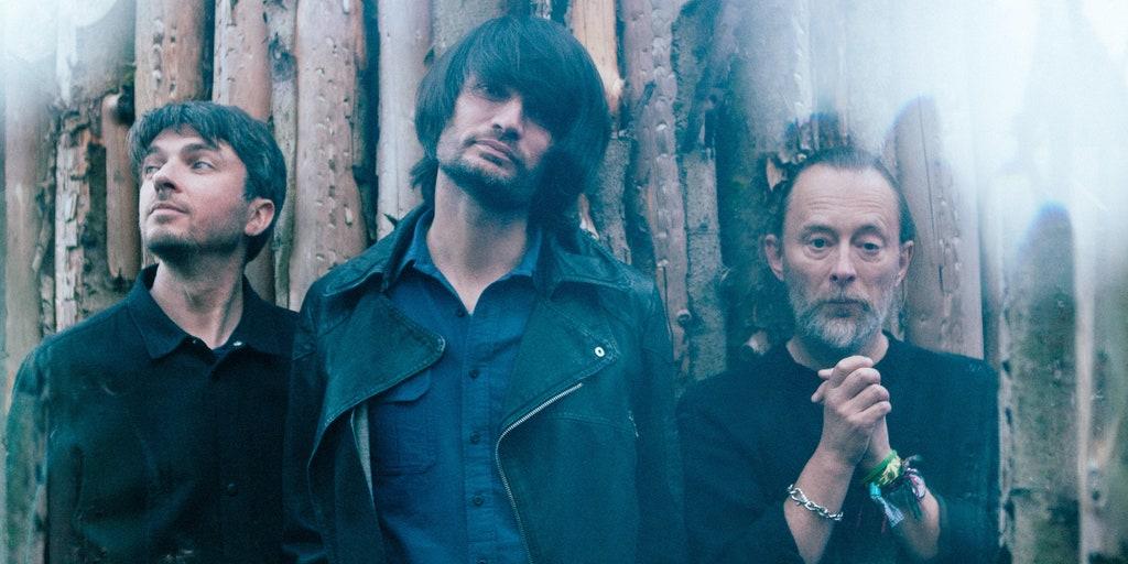 The Smile, el nuevo proyecto de Thom Yorke y Jonny Greenwood, hace su debut oficial en el streaming de Glastonbury