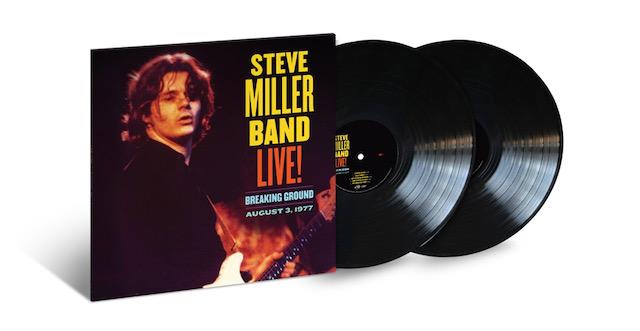"""Steve Miller Band rescata su mítico concierto de 1977 en un álbum inédito llamado """"Breaking Ground"""""""