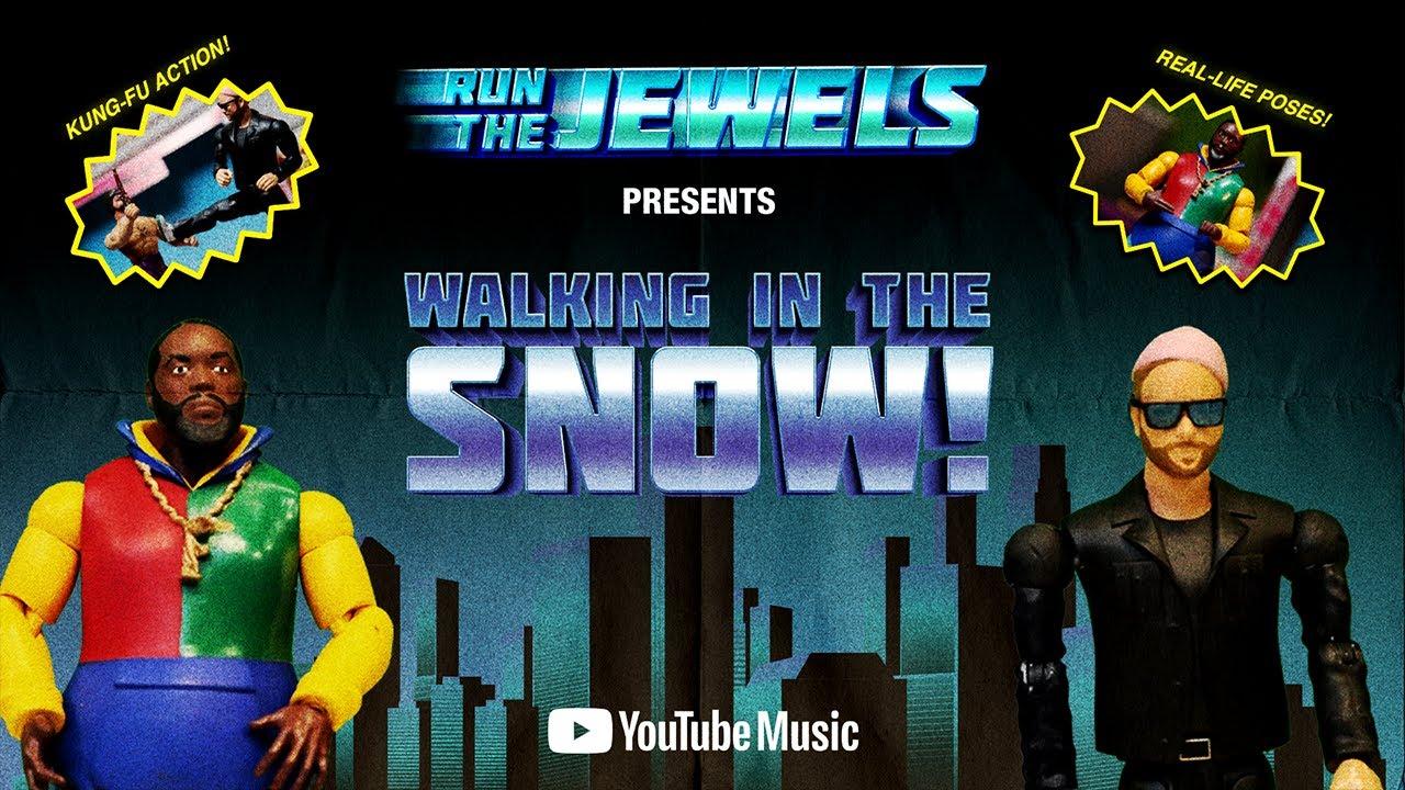 Run The Jewels lanzan un nuevo vídeo para